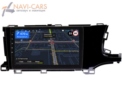 Honda Shuttle II 2015-2020 LeTrun 3151-9232 на Android 9 (4G DSP 2/32 IPS)