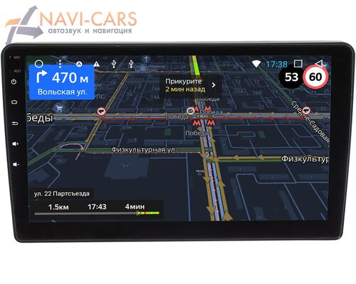 Ford Kuga, Fiesta, Fusion, Focus, Mondeo LeTrun 3151-9159 на Android 9 (4G DSP 2/32 IPS)