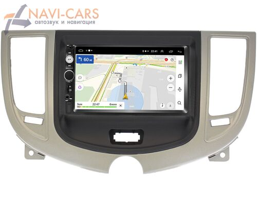 Chery M11 (A3) 2013-2016 OEM на Android 9.1 (RS809-RP-CH11-189)