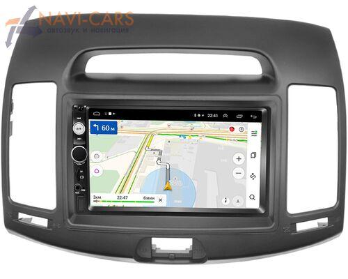 Hyundai Elantra IV (HD) 2006-2011 (серая) OEM на Android 9.1 (RS809-RP-11-065-235)