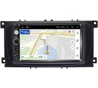 Ford Focus, C-Max, Mondeo 2008-2011 OEM на Android 9.1 (RS809-RP-FRCM-162)