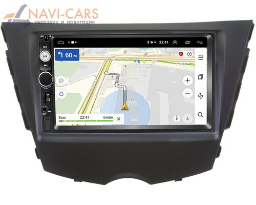 Hyundai Veloster I 2011-2016 OEM на Android 9.1 (RS809-RP-HDVL-108)