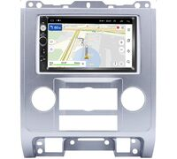 Ford Escape II 2007-2012 (серебро) OEM на Android 9.1 (RS809-RP-11-682-242)