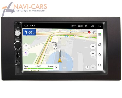 Ford Kuga, Fiesta, Fusion, Focus, Mondeo OEM на Android 9.1 (RS809-RP-FRFC-35)