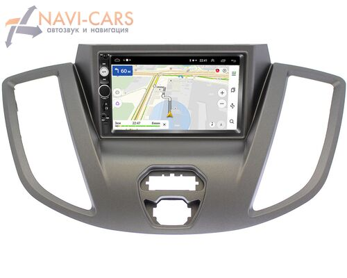 Ford Transit, Tourneo Custom 2012-2020 OEM на Android 9.1 (RS809-RP-FR067-163)
