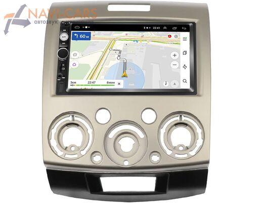 Ford Ranger II 2006-2012 (золотистый) OEM на Android 9.1 (RS809-RP-11-417-234)