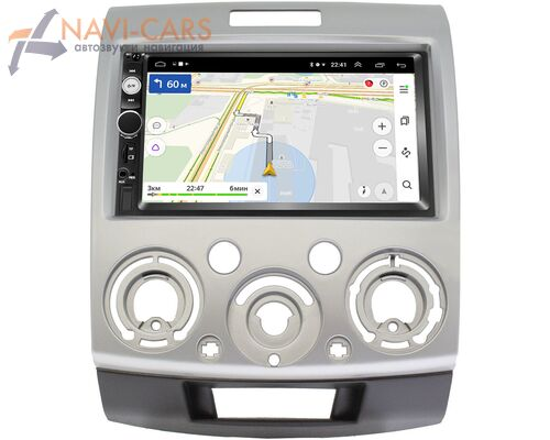 Ford Ranger II 2006-2012 OEM на Android 9.1 (RS809-RP-MZBT50-148)