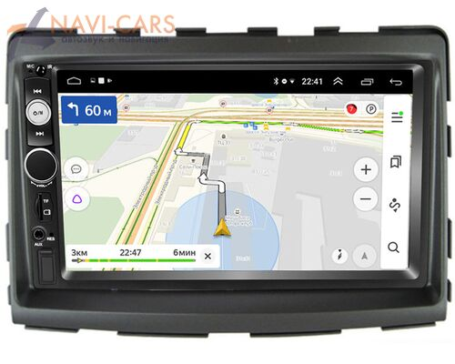 SsangYong Stavic, Rodius 2013-2018 OEM на Android 9.1 (RS809-RP-SYRD-15)