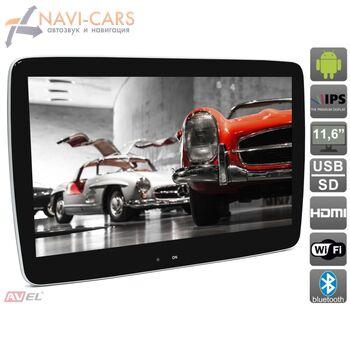 AVIS AVS1189AN (#02) Навесной монитор с сенсорным экраном для Mercedes-Benz