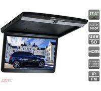 """AVIS AVS1717MPP (черный) 17,3"""" со встроенным Full HD медиаплеером"""