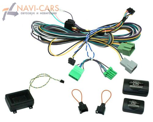 CTSVL004 адаптер кнопок на руле для Volvo XC90 (2006-2014)