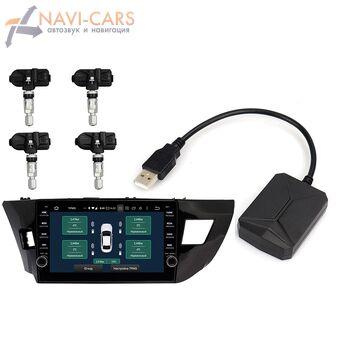 Датчики давления в шинах (внутренние) USB TN603 для магнитолы на Android