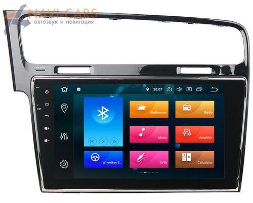CarMedia KD-1010-P30 Volkswagen Golf 7 2013-2019 Android 9.0