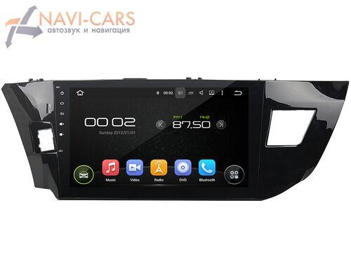 CarMedia KD-1035-P30 Toyota Corolla XI 2013-2015 Android 9.0