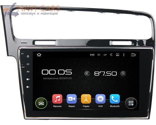 CarMedia KD-1010-P5 Volkswagen Golf 7 2013-2019 Android 9.0