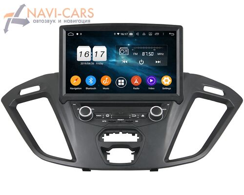 Ford Transit, Tourneo Custom 2012-2020 CarMedia KD-8506-P30 на Android 10.0