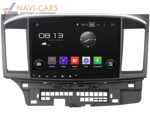 CarMedia KD-1105-P30 Mitsubishi Lancer X 2007-2018 Android 9.0