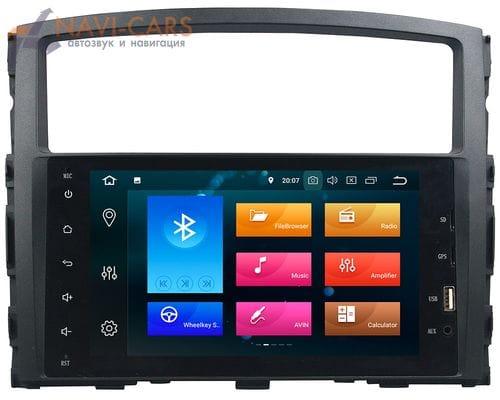 CarMedia KD-8238-P30 Mitsubishi Pajero IV 2006-2019 Android 9.0
