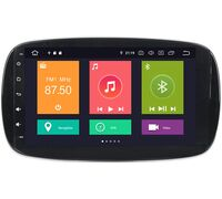 CarMedia MKD-M901-P30 Mercedes Smart Fortwo III, Forfour II 2014-2019 на Android 9.0