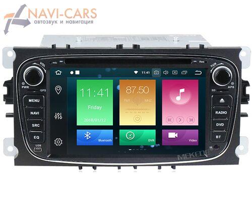 CarMedia MKD-F746B-P5 Ford Focus, Mondeo, S-Max, Galaxy, C-Max 2005-2015 Android 9.0