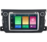 CarMedia MKD-M794-P30 Mercedes Smart Fortwo II 2007-2015 на Android 9.0