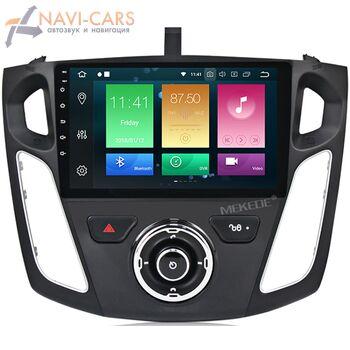 Штатная магнитола CarMedia MKD-F101-P5 Ford Focus III 20112018 Android 9.0