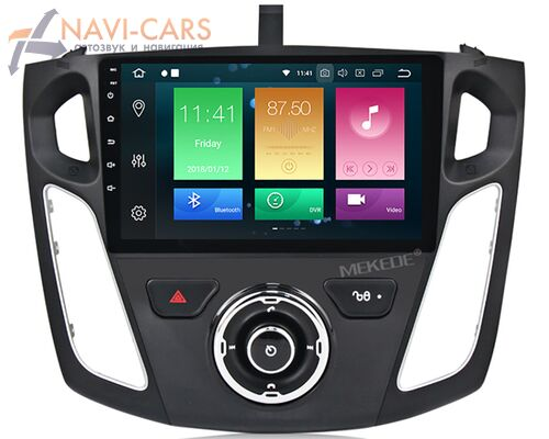 CarMedia MKD-F101-P5 Ford Focus III 20112018 Android 9.0