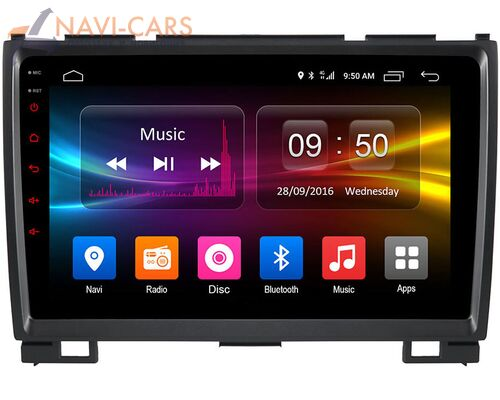Great Wall Hover H3, Hover H5 2010-2018 CarMedia OL-9803-MTK на Android 6.0.1