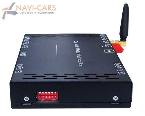 Мультимедийный навигационный блок CarMedia DZ-217 для Volkswagen Touareg 2010-2014