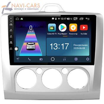 Штатная магнитола DayStar DS-7012ZL для Ford Focus II 2008-2010 Android 8.1.0