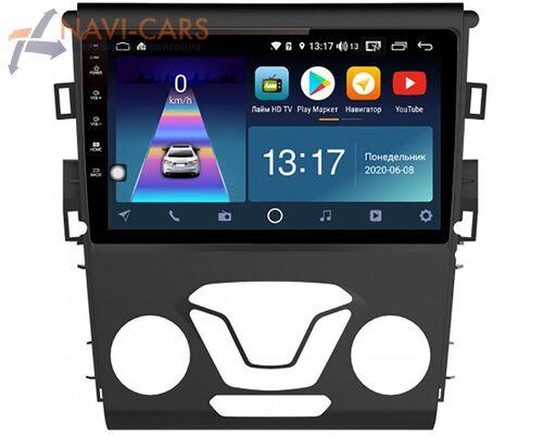 DayStar DS-7025Z для Ford Mondeo V 2015-2021 Android 10 (8 ядер, 4G-SIM)