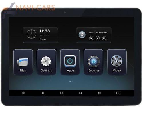 "ERGO ER1160AN 11.6"" (Android 8.1, USB/SD/HDMI)"