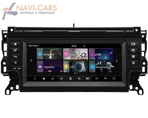 FarCar для Land Rover Discovery Sport 2014-2019 на Android 9.1 (JRR005)