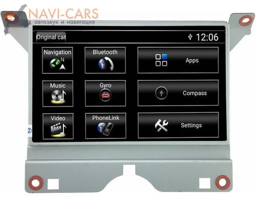 FarCar для Land Rover Discovery IV 2009-2013 на Android 9.1 (JRR007)