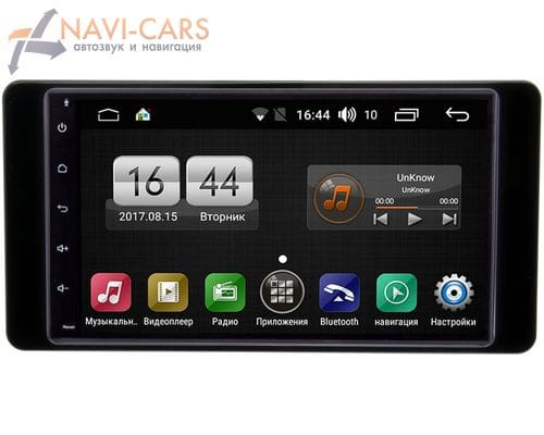 Mitsubishi ASX, Lancer X, Outlander III, L200, Pajero FarCar s185 на Android 8.1 (LY832-RP-MMUNB-169)