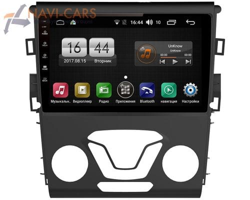FarCar s195 для Ford Mondeo V 2015-2019 на Android 8.1 (LX377R) DSP IPS