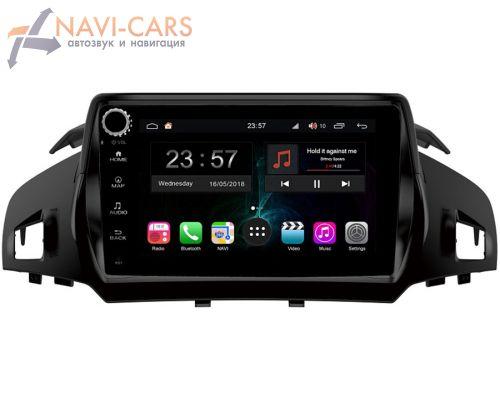 FarCar Winca S400-SIM 4G для Ford Kuga II 2012-2019 на Android 10 (H362RB) DSP 4/64