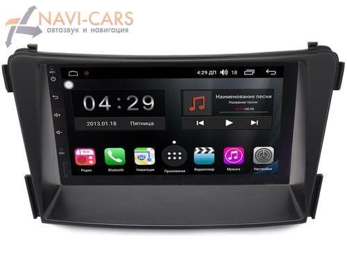 Hyundai i40 I 2011-2021 FarCar S400 4G-SIM TG829-RP-HDI45-65 на Android 10 (DSP / 8 ядер / 3Gb / 32Gb) (173х98)