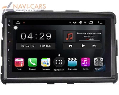 SsangYong Rexton III 2012-2018 FarCar S400 4G-SIM TG829-RP-SYRXB-172 на Android 10 (DSP / 8 ядер / 3Gb / 32Gb) (173х98)