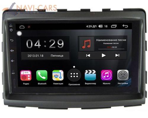 SsangYong Stavic, Rodius 2013-2021 FarCar S400 4G-SIM TG829-RP-SYRD-15 на Android 10 (DSP / 8 ядер / 3Gb / 32Gb)