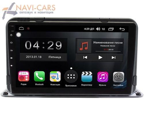 2 DIN 9 дюймов FarCar RG9191-R на Android 9.1 (Winca S300-SIM 4G DSP) для установки на торпедо