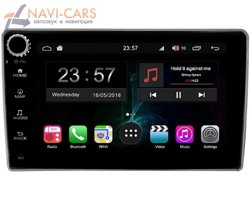 2 DIN FarCar Winca S400-SIM 4G 9 дюймов на Android 10 (H9RB) DSP 4/64