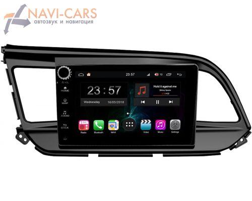 FarCar Winca S400-SIM 4G для Hyundai Elantra VI (AD) 2018-2020 на Android 10 (H1159RB) DSP 4/64