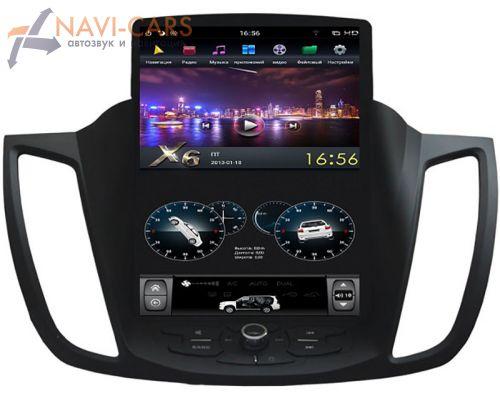 FarCar Tesla для Ford Kuga II 2013-2019 на Android 8.1 (ZF362)