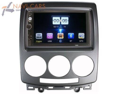 Mazda 5 I (CR), Premacy II (CR) 2005-2010 FarCar (D809-RP-MZ5-94) без Navi