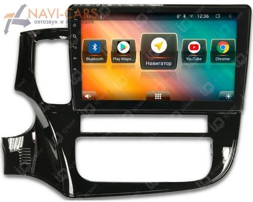 IQ NAVI T58-2007PFS Mitsubishi Outlander III 2012-2019 на Android 8.1.0