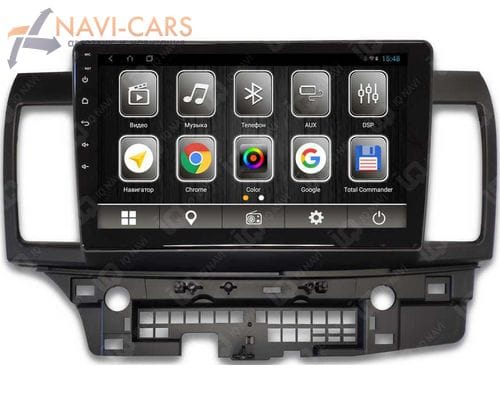 IQ NAVI TS9-2004PFHD Mitsubishi Lancer X 2007-2018 на Android 8.1.0