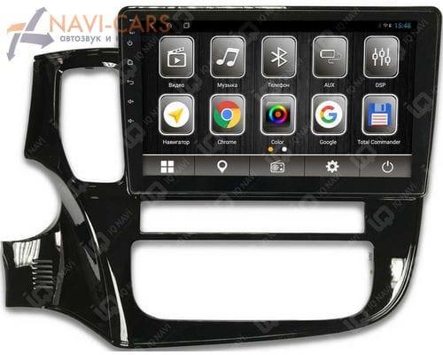IQ NAVI TS9-2007PFHD Mitsubishi Outlander III 2012-2019 на Android 8.1.0