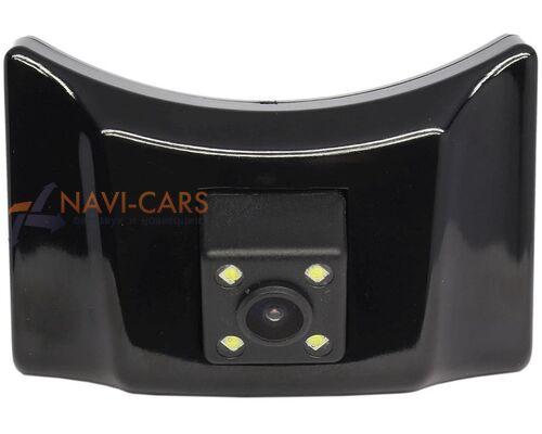 Камера переднего вида Toyota Land Cruiser Prado 2009-2013 в решетку радиатора