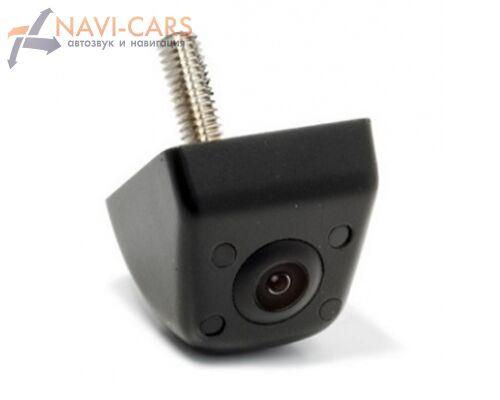Универсальная камера заднего вида на болте с ИК подсветкой